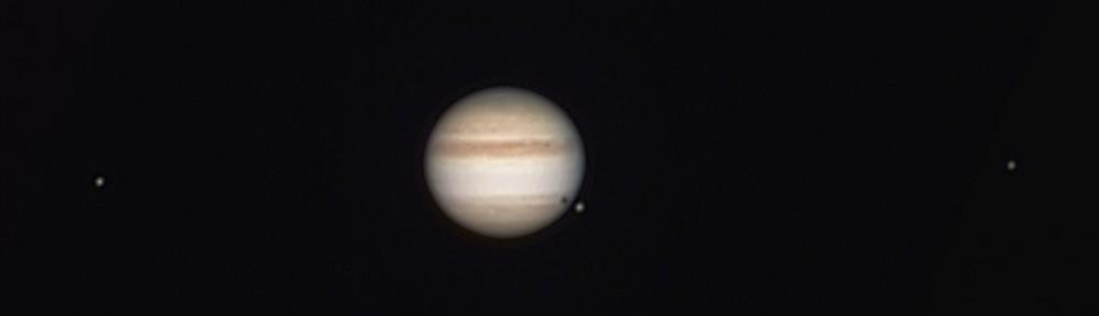 Ben Backyard Astronomy