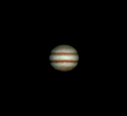 Jupiter - April 11th, 2015 Benoit Guertin