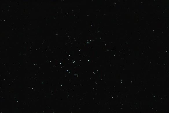 Messier 44 - Open Cluster Benoit Guertin