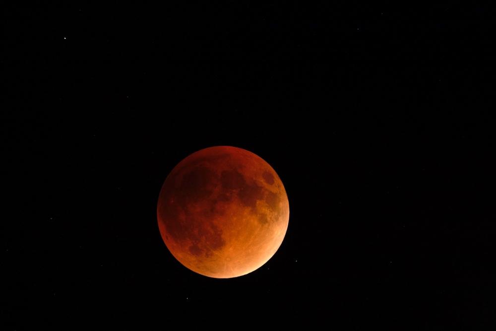 September 27th 2015 - Lunar Eclipse
