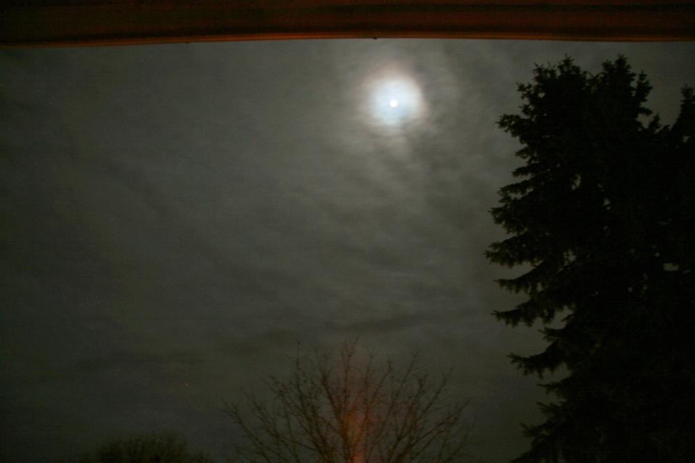 Christmas 2015 Full Moon (1/2)