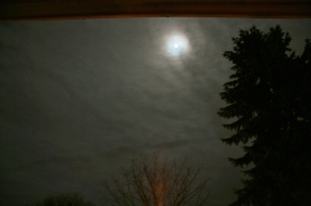 Christmas 2015 Full Moon