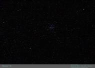 Open Cluster Messier 36. Skywatcher 80ED, Canon 400D 18x30sec