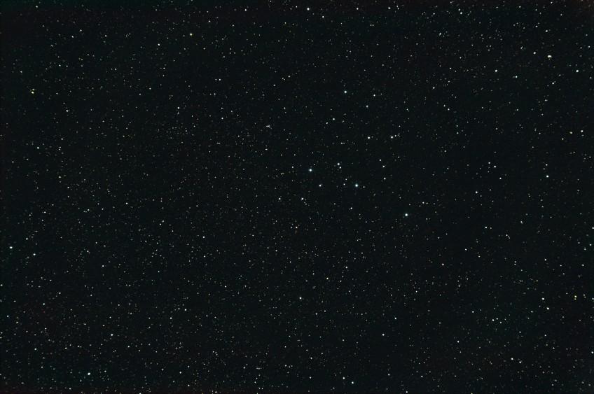 Open Cluster M39 - Benoit Guertin