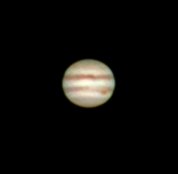 Jupiter and the Great Red Spot