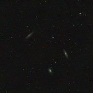 Leo Triplet - M66 Galaxy Group