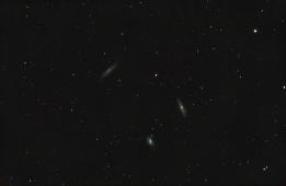 Leo Triplet - M66 Galaxy Group