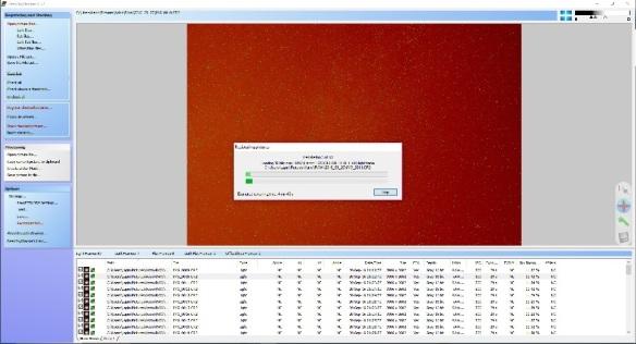 DeepSkyStacker - Processing Files