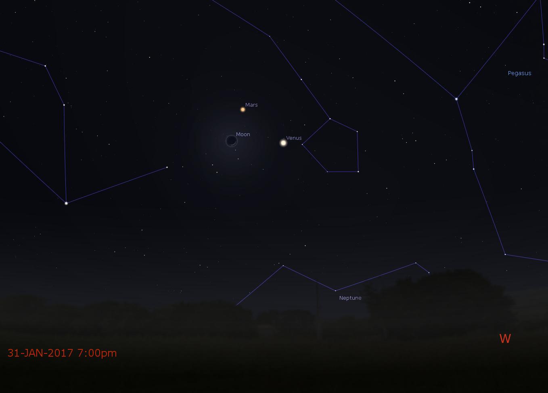 astronomy calendar 2017 back yard - photo #21