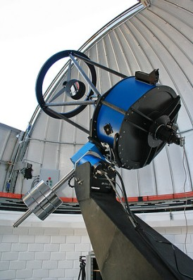 0.60m Ritchey-Chrétien Reflector [TRAnsiting Planets and PlanetesImals Small Telescope–South / ESO]