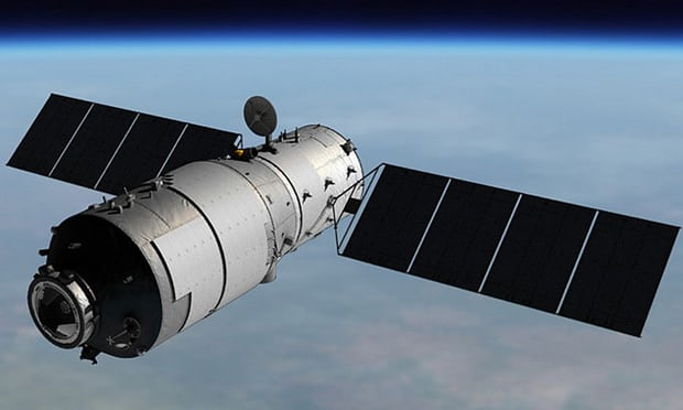 Tiangong-1 : First Chinese space station launched in 2011