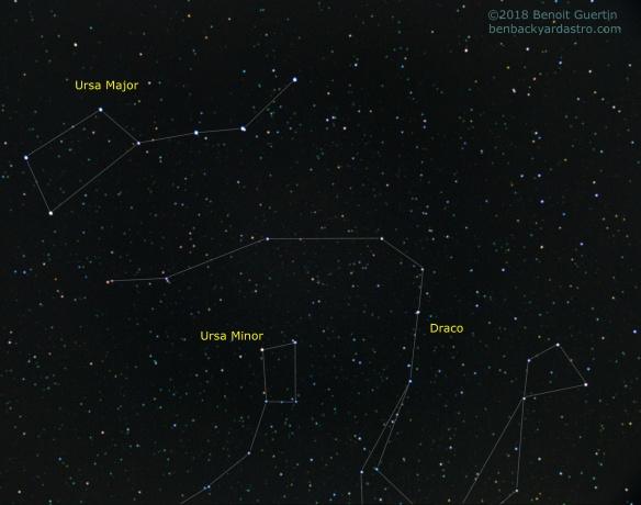 Constellation Near Zenith 08May2018
